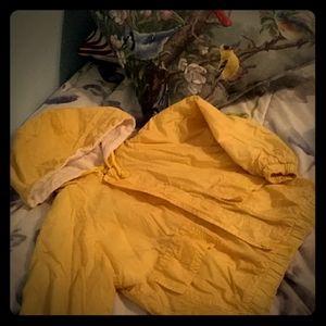 Kid raincoat